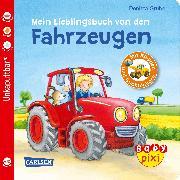 Cover-Bild zu Baby Pixi 68: Mein Lieblingsbuch von den Fahrzeugen von Gruber, Denitza (Illustr.)