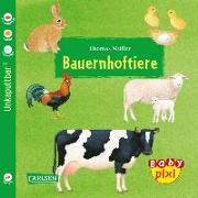 Cover-Bild zu Baby Pixi 42: VE 5 Bauernhoftiere von Müller, Thomas
