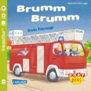 Cover-Bild zu Carlsen Verkaufspaket. Baby Pixi 23. Brumm, Brumm von Dal Lago, Gabriele (Illustr.)