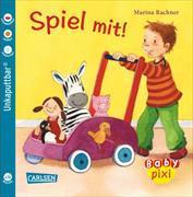 Cover-Bild zu Carlsen Verkaufspaket. Baby Pixi 27. Spiel mit! von Rachner, Marina (Illustr.)
