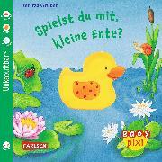 Cover-Bild zu Carlsen Verkaufspaket. Baby Pixi 39. Spielst du mit, kleine Ente? von Gruber, Denitza (Illustr.)