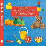 Cover-Bild zu Carlsen Verkaufspaket. Baby Pixi 32. Meine ersten Spielsachen von Müller, Thomas