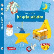 Cover-Bild zu Ich gehe schlafen von Müller, Thomas (Illustr.)