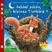 Cover-Bild zu Baby Pixi 40: VE 5 Schlaf schön, kleines Tierkind von Büker, Nicole