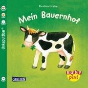 Cover-Bild zu Carlsen Verkaufspaket. Baby Pixi. Mein Bauernhof von Gruber, Denitza (Illustr.)