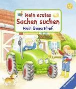 Cover-Bild zu Mein erstes Sachen suchen: Mein Bauernhof von Grimm, Sandra