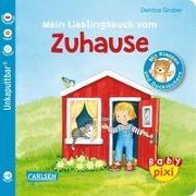 Cover-Bild zu Baby Pixi 84: Mein Lieblingsbuch vom Zuhause von Gruber, Denitza (Illustr.)