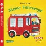 Cover-Bild zu Carlsen Verkaufspaket. Baby Pixi. Meine Fahrzeuge von Gruber, Denitza (Illustr.)