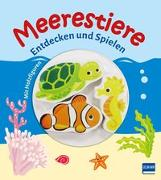 Cover-Bild zu Meerestiere von Gruber, Denitza (Illustr.)