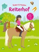 Cover-Bild zu Reiterhof von Gruber, Denitza (Illustr.)