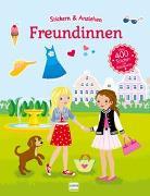 Cover-Bild zu Freundinnen von Gruber, Denitza (Illustr.)