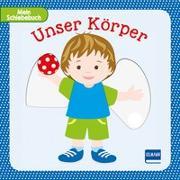 Cover-Bild zu Unser Körper von Gruber, Denitza (Illustr.)