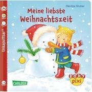 Cover-Bild zu Baby Pixi 77: VE 5 Meine liebste Weihnachtszeit (5 Exemplare) von Gruber, Denitza