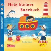 Cover-Bild zu Carlsen Verkaufspaket. Baby Pixi 21: Mein kleines Badebuch von Gruber, Denitza (Illustr.)