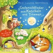 Cover-Bild zu Mein liebstes Soundbuch. Gutenachtlieder zum Kuscheln und Träumen von Röhling, Hanna