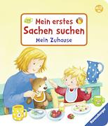 Cover-Bild zu Mein erstes Sachen suchen: Mein Zuhause von Grimm, Sandra