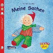 Cover-Bild zu Carlsen Verkaufspaket Baby Pixi. Meine Sachen von Gruber, Denitza (Illustr.)