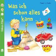 Cover-Bild zu Was ich schon alles kann von Gruber, Denitza (Illustr.)