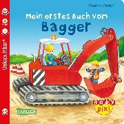 Cover-Bild zu Mein erstes Buch vom Bagger von Geis, Maya