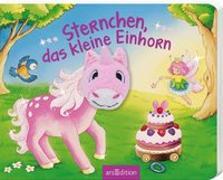 Cover-Bild zu Sternchen, das kleine Einhorn von Gruber, Denitza (Illustr.)