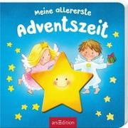 Cover-Bild zu Meine allererste Adventszeit von Gruber, Denitza (Illustr.)