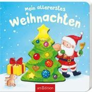 Cover-Bild zu Mein allererstes Weihnachten von Gruber, Denitza (Illustr.)