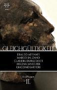 Cover-Bild zu Affinati, Eraldo: Gleichgültigkeit (II)