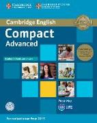 Cover-Bild zu Compact Advanced Student's Book Pack von May, Peter