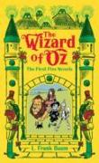 Cover-Bild zu Baum, L. Frank: The Wizard of Oz: The First Five Novels