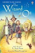 Cover-Bild zu Baum, L. Frank: The Wizard of Oz. Book + CD