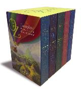 Cover-Bild zu Baum, L. Frank: Oz, the Complete Paperback Collection