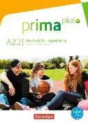 Cover-Bild zu Prima plus A2.2. Deutsch für Jugendliche. Schülerbuch von Jin, Friederike