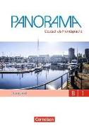 Cover-Bild zu Panorama B1. Gesamtband. Übungsbuch DaF mit Audio-CD von Bajerski, Nadja