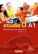 Cover-Bild zu Studio d A1. Sprachtraining von Niemann, Rita Maria