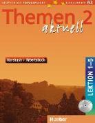 Cover-Bild zu Themen aktuell A2. Lektionen 1-5. Kursbuch und Arbeitsbuch