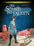 Cover-Bild zu Pellerin, Patrice: Der Schrei des Falken - Gesamtausgabe 4