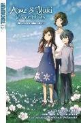 Cover-Bild zu Hosoda, Mamoru: Ame & Yuki - Die Wolfskinder - Light Novel