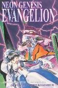 Cover-Bild zu Sadamoto, Yoshiyuki: Neon Genesis Evangelion 3-in-1 Edition, Vol. 1