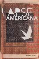 Cover-Bild zu Myers, Benjamin: Lapse Americana