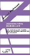 Cover-Bild zu Kleßmann, Eckart: Universitätsmamsellen (eBook)