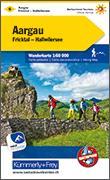 Cover-Bild zu Hallwag Kümmerly+Frey AG (Hrsg.): Aargau, Fricktal, Hallwilersee Wanderkarte Nr. 11. 1:60'000