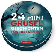 Cover-Bild zu Solowski, Marion: Adventskalender in der Dose: 24 Mini-Gruselgeschichten für den Advent