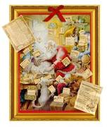 Cover-Bild zu Bley, Anette (Illustr.): Adventspost