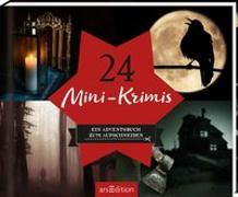 Cover-Bild zu 24 Mini-Krimis
