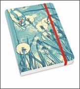 Cover-Bild zu Menschik, Kat (Illustr.): Notizbuch »Löwenzahn« - Illustration von Kat Menschik - Format DIN A5