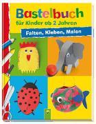 Cover-Bild zu Holzapfel, Elisabeth: Bastelbuch für Kinder ab 2 Jahren