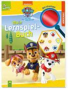 Cover-Bild zu Schwager & Steinlein Verlag: Paw Patrol Mein Lernspielbuch mit Löselupe