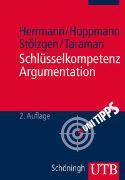 Cover-Bild zu Herrmann, Markus: Schlüsselkompetenz Argumentation