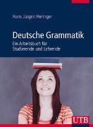 Cover-Bild zu Heringer, Hans Jürgen: Deutsche Grammatik