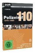 Cover-Bild zu Stübe, Gerhard: Polizeiruf 110 - Box 8